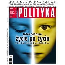 AudioPolityka Nr 44 z 29 października 2013 - Audiobook (Książka audio MP3) do pobrania w całości w archiwum ZIP