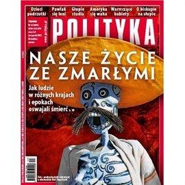 AudioPolityka Nr 44 z 31 października 2012 roku - Audiobook (Książka audio MP3) do pobrania w całości w archiwum ZIP