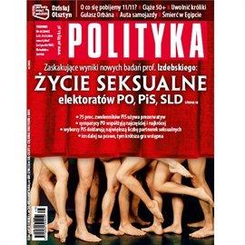 AudioPolityka Nr 45 z 5 listopada 2014 - Audiobook (Książka audio MP3) do pobrania w całości w archiwum ZIP