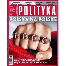 AudioPolityka Nr 45 z 7 listopada 2012 roku - Audiobook (Książka audio MP3) do pobrania w całości w archiwum ZIP