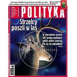 AudioPolityka Nr 46 z 13 listopada 2013 - Audiobook (Książka audio MP3) do pobrania w całości w archiwum ZIP