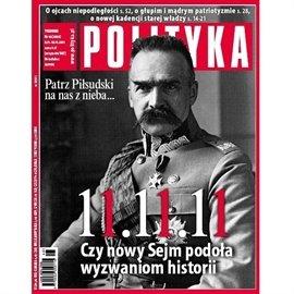 AudioPolityka Nr 46 z 9 listopada 2011 roku - Audiobook (Książka audio MP3) do pobrania w całości w archiwum ZIP