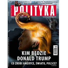 AudioPolityka Nr 47 z 15 listopada 2016 - Audiobook (Książka audio MP3) do pobrania w całości w archiwum ZIP