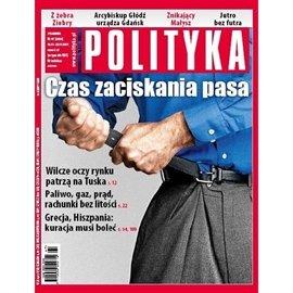 AudioPolityka Nr 47 z 16 listopada 2011 roku - Audiobook (Książka audio MP3) do pobrania w całości w archiwum ZIP