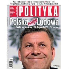 AudioPolityka Nr 48 z 26 listopada 2014 - Audiobook (Książka audio MP3) do pobrania w całości w archiwum ZIP
