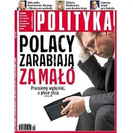 AudioPolityka Nr 48 z 27 listopada 2013 - Audiobook (Książka audio MP3) do pobrania w całości w archiwum ZIP
