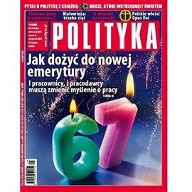 AudioPolityka Nr 49 z 29 listopada 2011 roku - Audiobook (Książka audio MP3) do pobrania w całości w archiwum ZIP