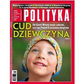 AudioPolityka Nr 50 z 12 grudnia 2012 roku - Audiobook (Książka audio MP3) do pobrania w całości w archiwum ZIP