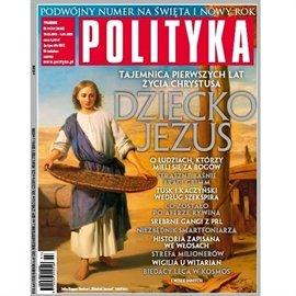 AudioPolityka Nr 51 i 52 z 19 grudnia 2012 roku - Audiobook (Książka audio MP3) do pobrania w całości w archiwum ZIP