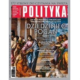 AudioPolityka Nr 51 z 18 grudnia 2013 - Audiobook (Książka audio MP3) do pobrania w całości w archiwum ZIP