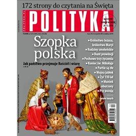 AudioPolityka Nr 52 z 19 grudnia 2016 - Audiobook (Książka audio MP3) do pobrania w całości w archiwum ZIP
