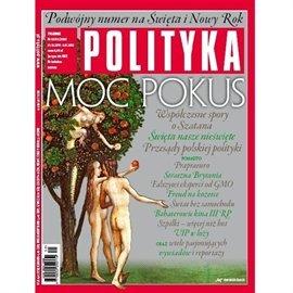AudioPolityka Nr 52 z 21 grudnia 2011 roku - Audiobook (Książka audio MP3) do pobrania w całości w archiwum ZIP