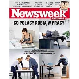 Newsweek do słuchania nr 13 - 28.03.2011 - Audiobook (Książka audio MP3) do pobrania w całości w archiwum ZIP