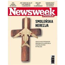 Newsweek do słuchania nr 18 - 02.05.2011 - Audiobook (Książka audio MP3) do pobrania w całości w archiwum ZIP