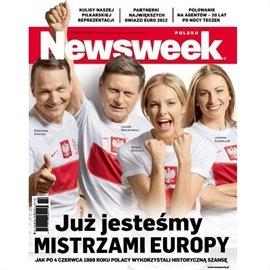 Newsweek do słuchania nr 23 - 04.06.2012 - Audiobook (Książka audio MP3) do pobrania w całości w archiwum ZIP