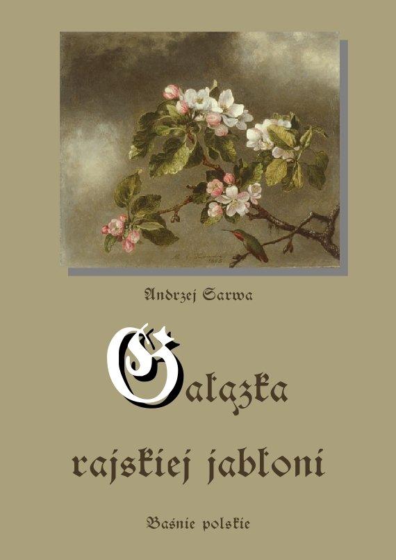 Gałązka rajskiej jabłoni - Ebook (Książka PDF) do pobrania w formacie PDF
