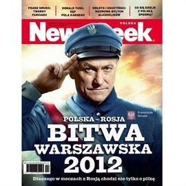 Newsweek do słuchania nr 24 - 11.06.2012 - Audiobook (Książka audio MP3) do pobrania w całości w archiwum ZIP