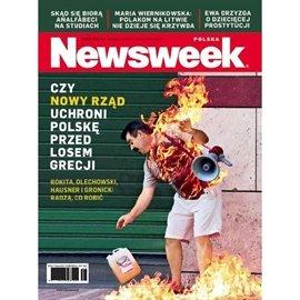 Newsweek do słuchania nr 41 - 10.10.2011 - Audiobook (Książka audio MP3) do pobrania w całości w archiwum ZIP