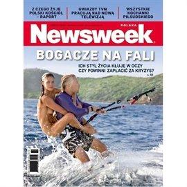 Newsweek do słuchania nr 43 - 24.10.2011 - Audiobook (Książka audio MP3) do pobrania w całości w archiwum ZIP