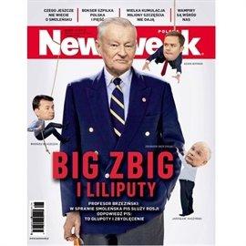 Newsweek do słuchania nr 46 - 12.11.2012 - Audiobook (Książka audio MP3) do pobrania w całości w archiwum ZIP