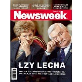 Newsweek do słuchania nr 47 - 21.11.2011 - Audiobook (Książka audio MP3) do pobrania w całości w archiwum ZIP