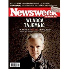 Newsweek do słuchania nr 50 - 06.12.2010 - Audiobook (Książka audio MP3) do pobrania w całości w archiwum ZIP