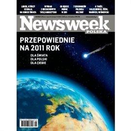 Newsweek do słuchania nr 53-27.12.2010 - Audiobook (Książka audio MP3) do pobrania w całości w archiwum ZIP