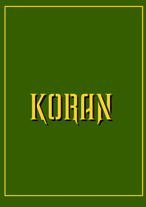 Koran - Ebook (Książka PDF) do pobrania w formacie PDF