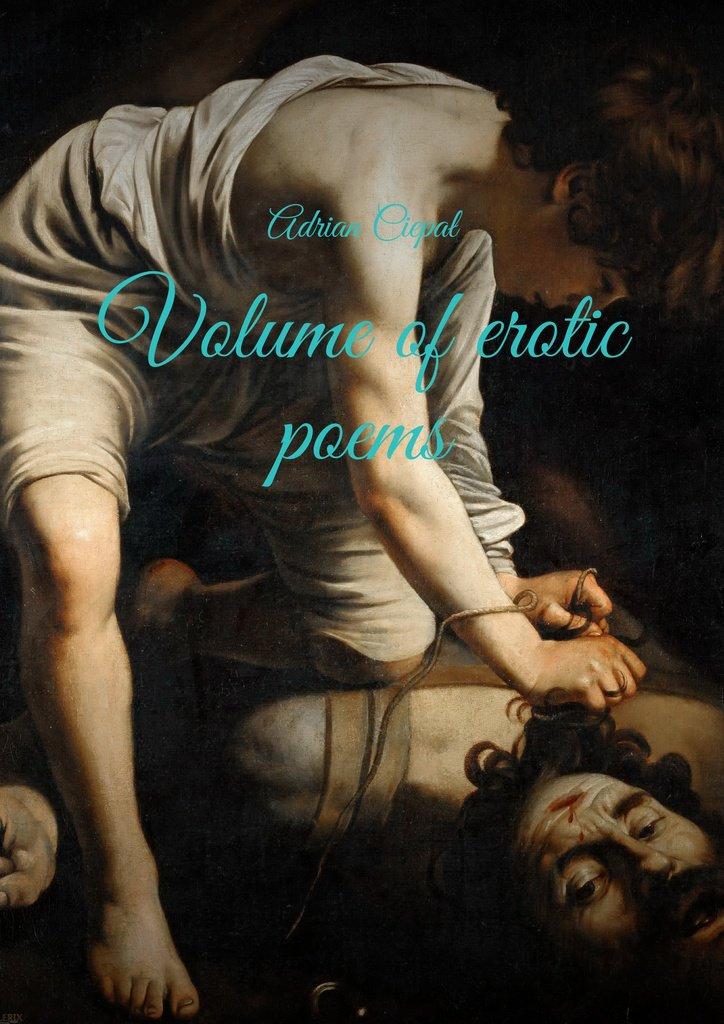 Volume oferotic poems - Ebook (Książka EPUB) do pobrania w formacie EPUB
