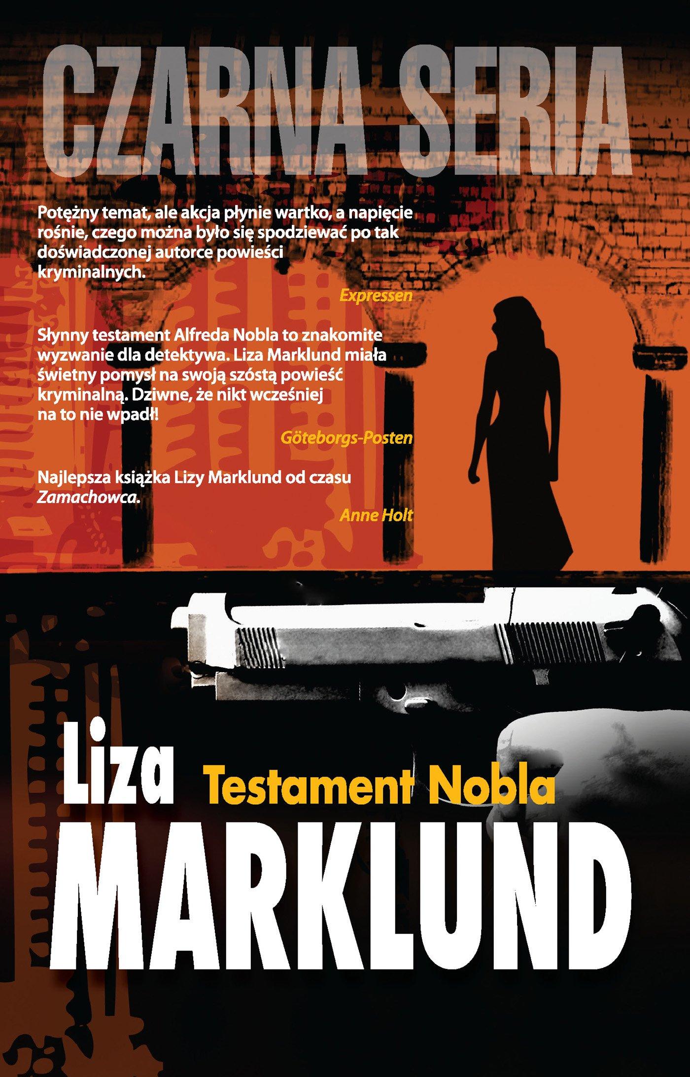 Testament Nobla - Ebook (Książka EPUB) do pobrania w formacie EPUB