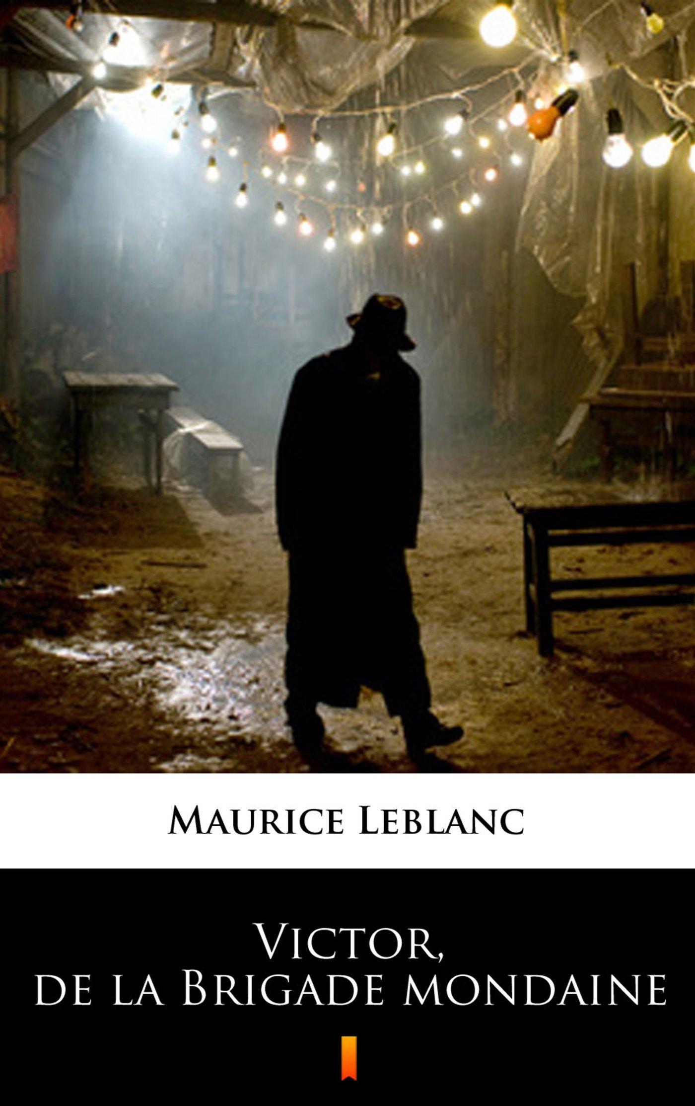 Victor, de la Brigade mondaine - Ebook (Książka na Kindle) do pobrania w formacie MOBI