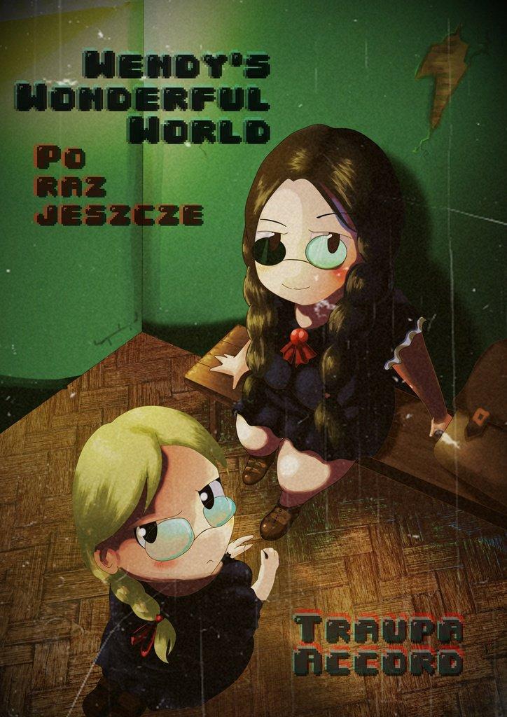 Wendy's Wonderful World - Ebook (Książka EPUB) do pobrania w formacie EPUB