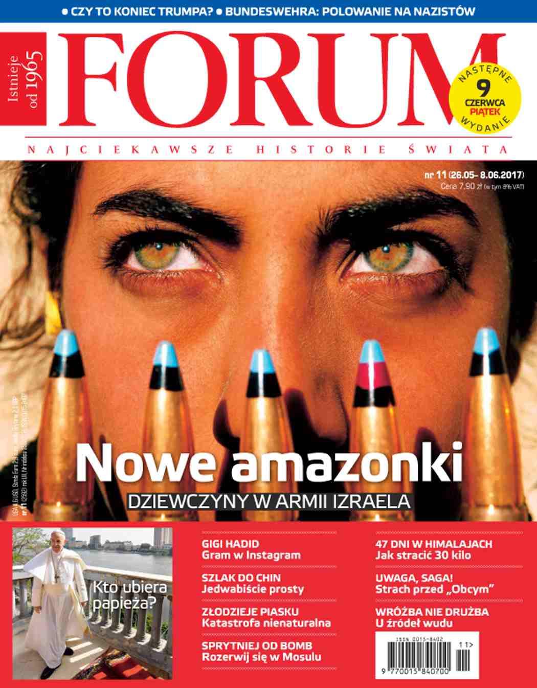 Forum nr 11/2017 - Ebook (Książka PDF) do pobrania w formacie PDF