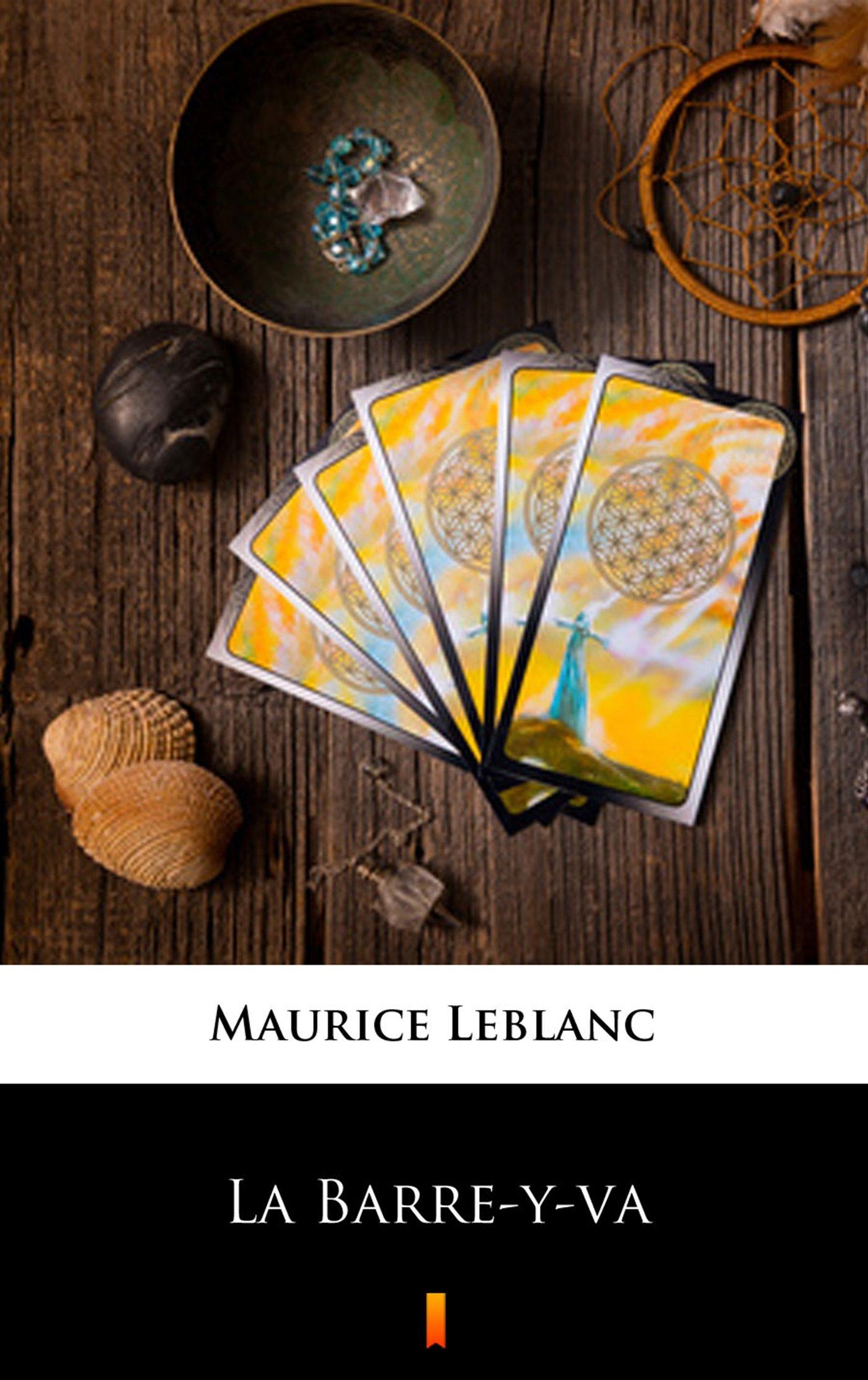 La Barre-y-va - Ebook (Książka na Kindle) do pobrania w formacie MOBI