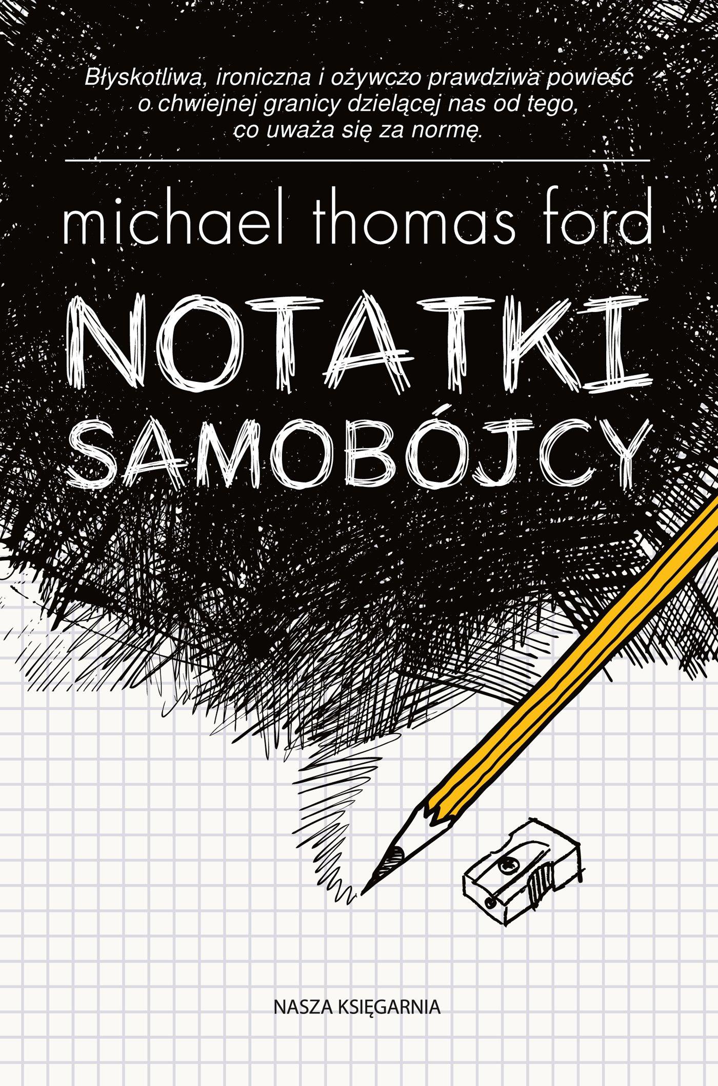 Notatki samobójcy - Ebook (Książka na Kindle) do pobrania w formacie MOBI