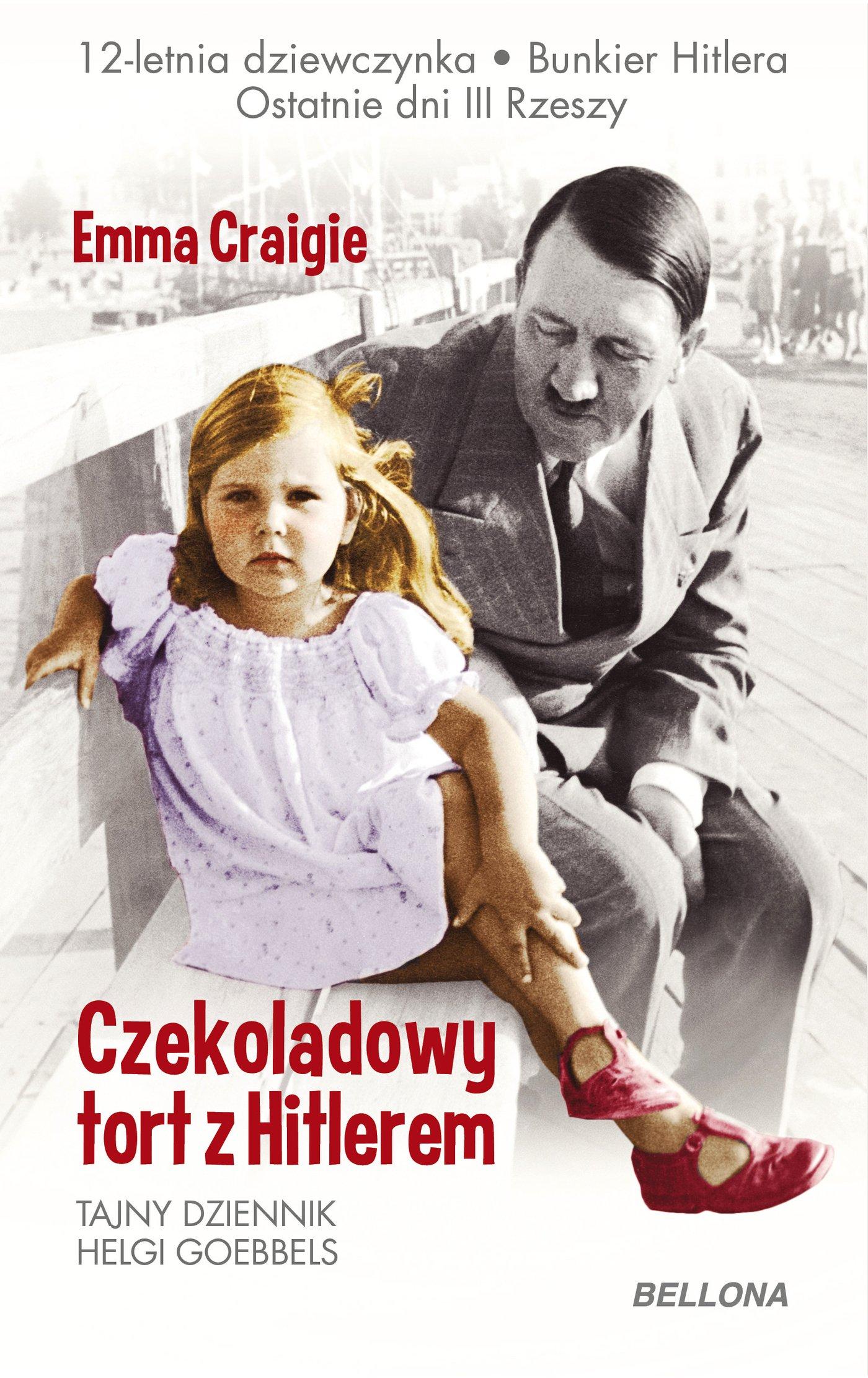 Czekoladowy tort z Hitlerem - Ebook (Książka EPUB) do pobrania w formacie EPUB