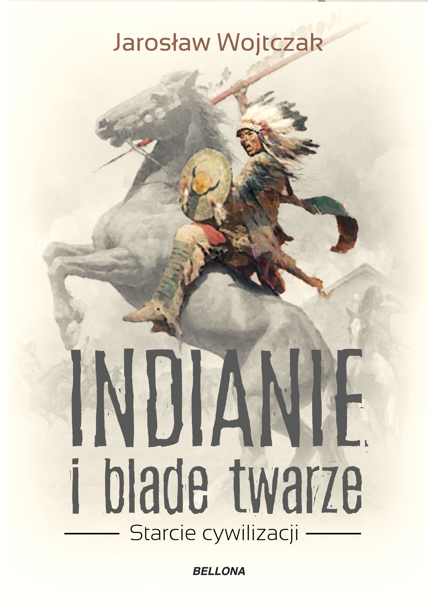 Indianie i blade twarze - Ebook (Książka na Kindle) do pobrania w formacie MOBI