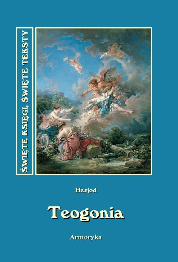 Teogonia - Ebook (Książka PDF) do pobrania w formacie PDF
