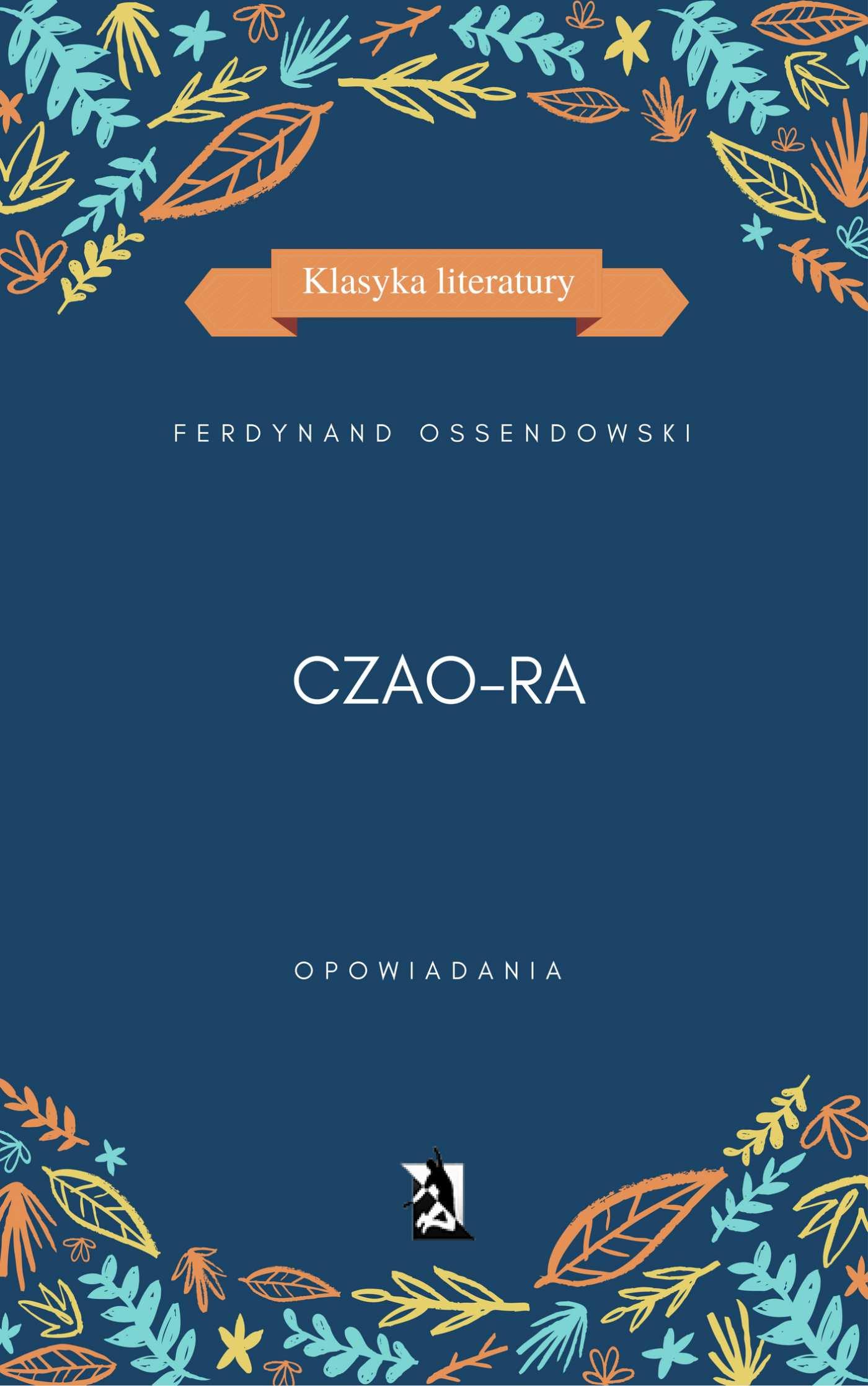 Czao-Ra - Ebook (Książka na Kindle) do pobrania w formacie MOBI