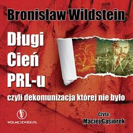 Długi Cień PRL-u - Audiobook (Książka audio MP3) do pobrania w całości w archiwum ZIP