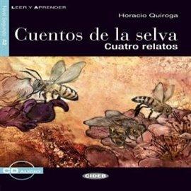 Cuentos de la selva - Audiobook (Książka audio MP3) do pobrania w całości w archiwum ZIP