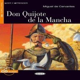 Don Quijote de la Mancha - Audiobook (Książka audio MP3) do pobrania w całości w archiwum ZIP