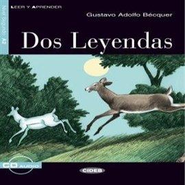 Dos Leyendas - Audiobook (Książka audio MP3) do pobrania w całości w archiwum ZIP