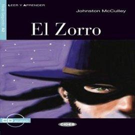 El Zorro - Audiobook (Książka audio MP3) do pobrania w całości w archiwum ZIP