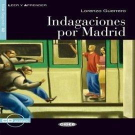 Indagaciones por Madrid - Audiobook (Książka audio MP3) do pobrania w całości w archiwum ZIP