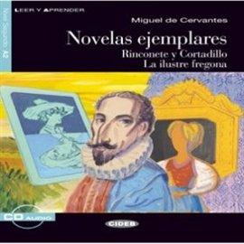 Novelas ejemplares - Audiobook (Książka audio MP3) do pobrania w całości w archiwum ZIP