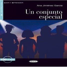 Un conjunto especial - Audiobook (Książka audio MP3) do pobrania w całości w archiwum ZIP