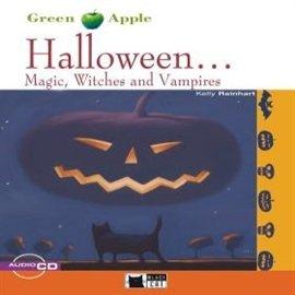 Halloween... Magic, Witches and Vampires - Audiobook (Książka audio MP3) do pobrania w całości w archiwum ZIP