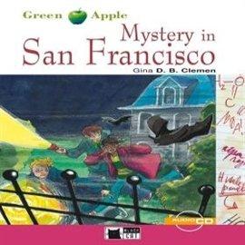 Mystery in San francisco - Audiobook (Książka audio MP3) do pobrania w całości w archiwum ZIP