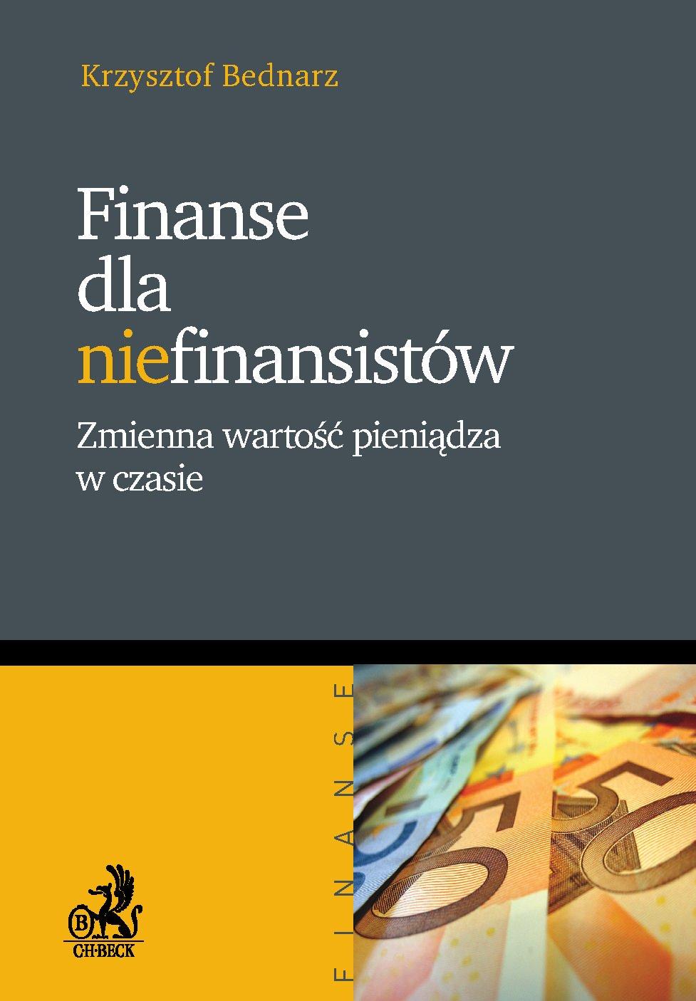Finanse dla niefinansistów - Ebook (Książka PDF) do pobrania w formacie PDF